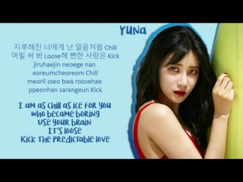 AOA - Good Luck (Han|Rom|Eng Lyrics)
