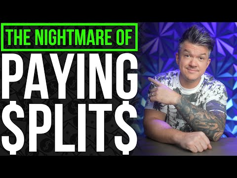 How To Split Music Royalties Without An Accountant
