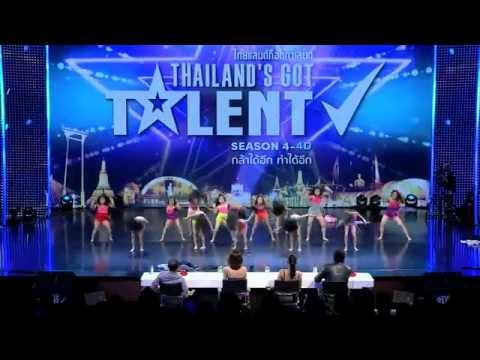 Thailand's Got Talent Season4-4D Audition EP6 2 /6