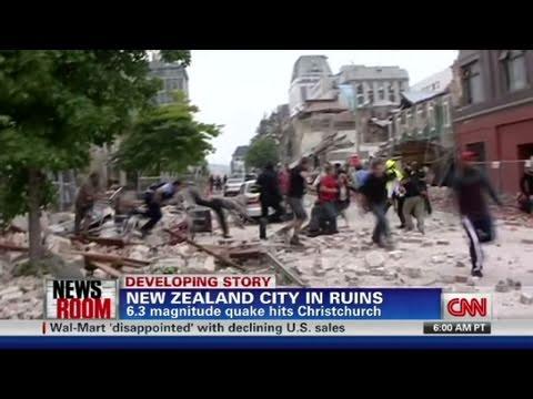 CNN: New Zealand earthquake kills 65