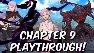 Chapter 9 Playthrough! - Galand, Escanor & Melascula - Seven Deadly Sins: Grand Cross Global