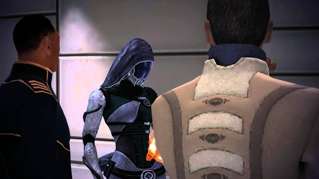 mass effect 3 tali ending a relationship