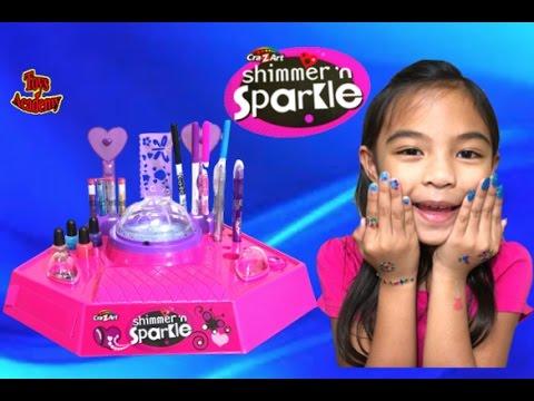 Shimmer n sparkle designer nail tattoo studio unboxing by shimmer n sparkle designer nail tattoo studio unboxing by crazart toys academy prinsesfo Choice Image