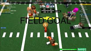 Roblox New Football Legends season 1 episode 2 part 5 of 5
