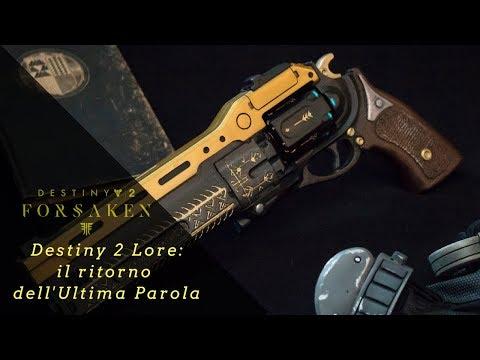 Destiny 2 Lore: il ritorno dell'Ultima Parola thumbnail