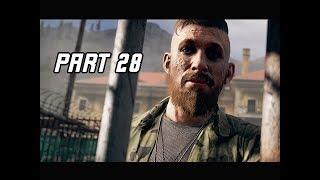 FAR CRY 5 Walkthrough Part 28 - Escape (4K Let's Play Commentary)