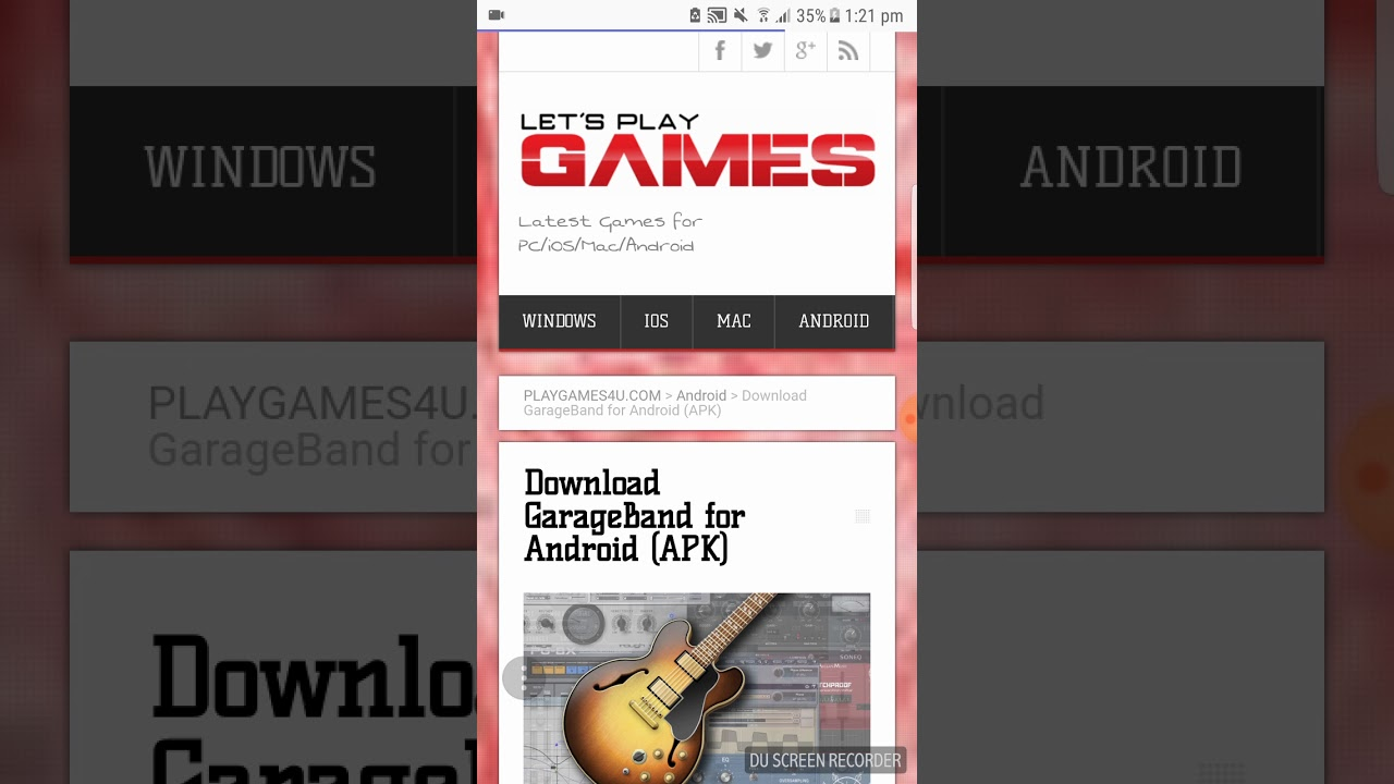 How to Download GarageBand for Android (APK)