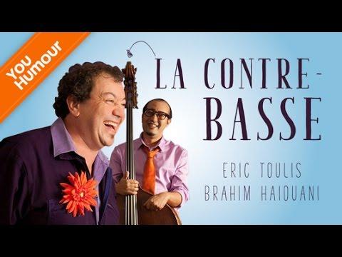 Eric TOULIS et Brahim HAIOUANI - La contrebasse