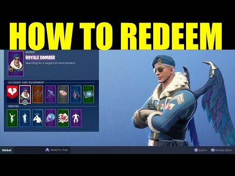 HOW TO GET THE ROYALE BOMBER RIGHT NOW!! (Royale Bomber Unboxing)