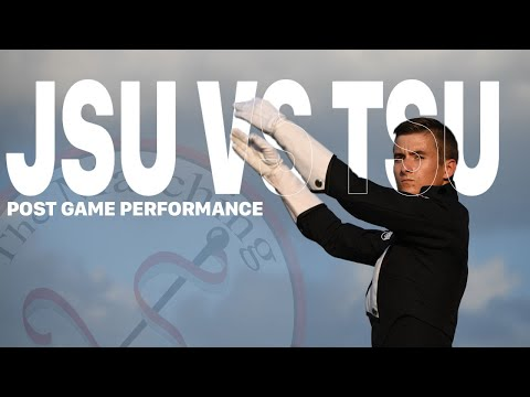 Marching Southerners 2019 | JSU Vs TSU Post-Game Performance