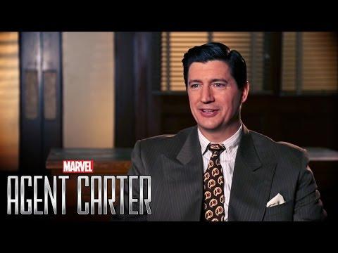 Meet Joseph Manfredi – Marvel's Agent Carter
