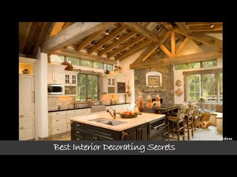 Country cabin kitchen designs | Inside Interior Design Picture Tips for Modern Homes & Room