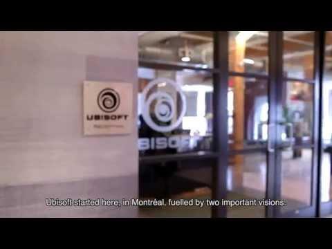 Le Grand Montréal accueille Ubisoft / Greater Montréal welcomes Ubisoft