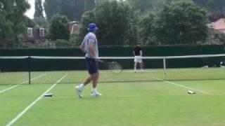 Wimbledon '09 / Serves