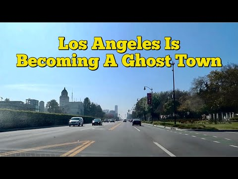 Leasing in Los Angeles - Everyone is leaving this city...