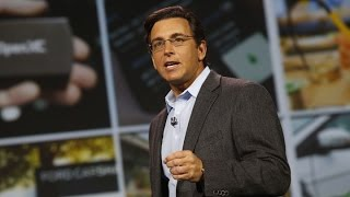 Ford CEO Fields: We're Adapting to the Internet of Things