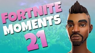 Fortnite Daily Funny and WTF Moments Ep. 21