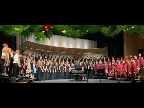 (Vid03) 2018 Chequamegon Middle School Seventh and Eighth Grade Choir