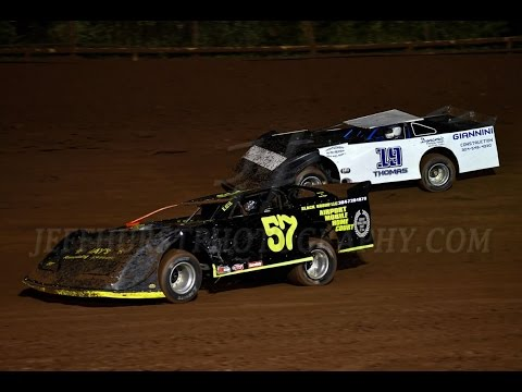I-77 Speedway Steel Block Late Model Feature Race - Brain Thomas Motorsports #19