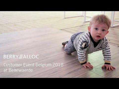 BerryAlloc Customer Event Belgium 2018 Bellewaerde