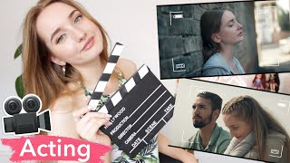 Acting Showreels 🎬How I Made Mine! (this got me an Agent)