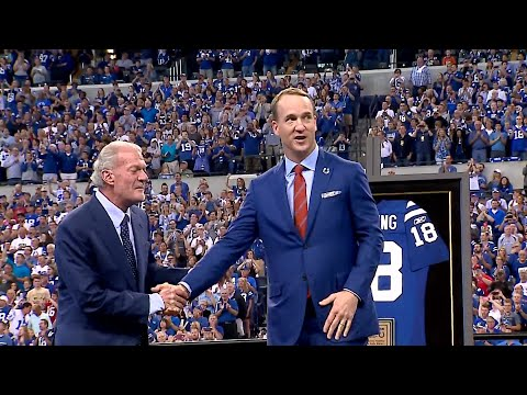 Colts beat 49ers in OT, honor Peyton at halftime