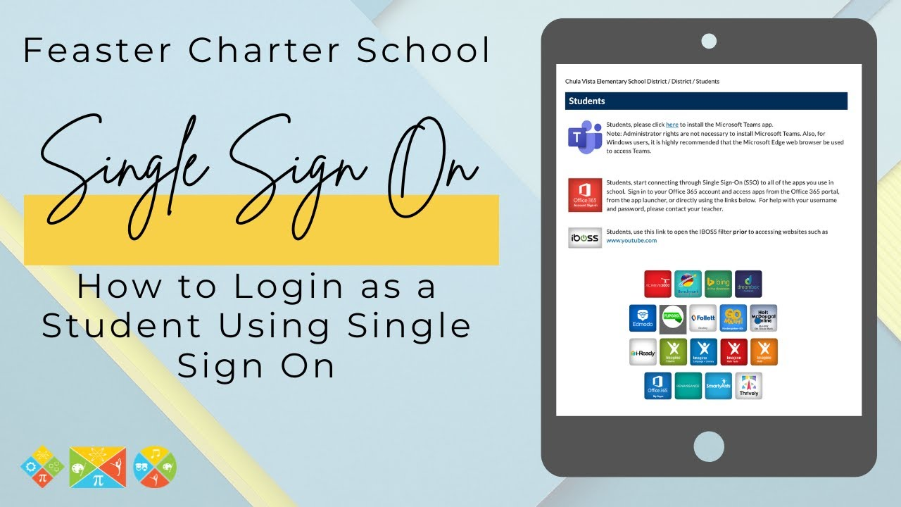 How to Login Using Single Sign On - YouTube