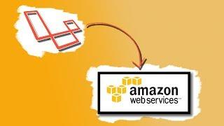 Deploying a Laravel App via Elastic Beanstalk | Amazon Web Services BASICS