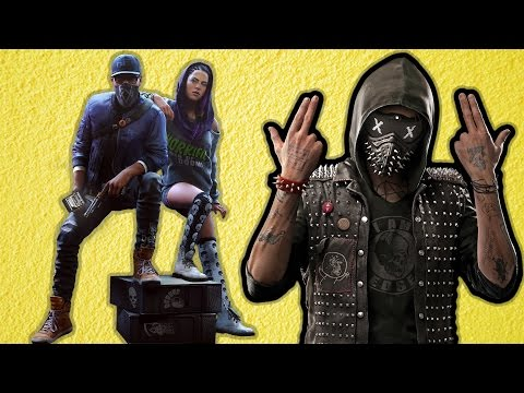 Hacker Oldum! Watch Dogs 2