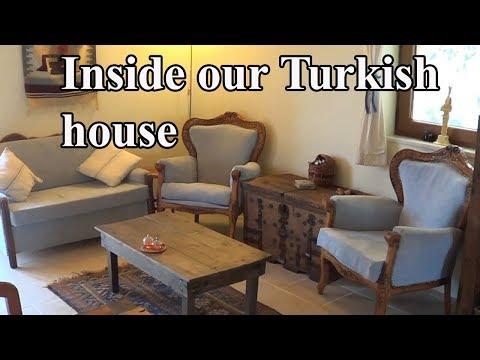 Living in Turkey, Inside Our Home In Turkey