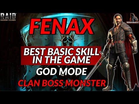 Fenax   Champion Spotlight & Guide   Raid Shadow Legends