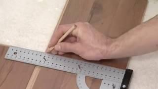 Инструмент для укладки ламината(Вот таким способом можно уложить быстро и качественно ламинат - главное хороший инструмент! В данном случае..., 2011-04-21T19:50:23.000Z)