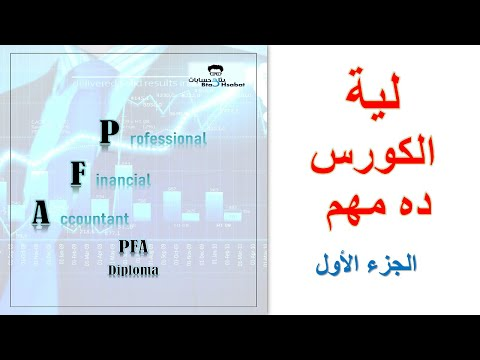Professional Financial Accountant