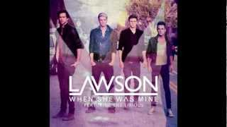 lawson when she was mine remix ft dee lirious