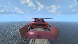 Learn how to fly | BeamNG.drive
