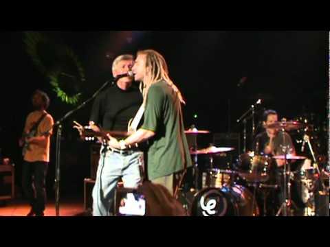 Trevor Hall w/Dad @Music Farm (Charleston, SC)