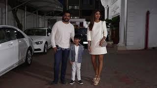 Shilpa Shetty Celebrates Her Son Vivaan's Birthday With Hubby Raj Kundra