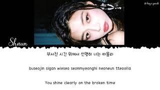 ENG ESP JPN VIE SHAUN 숀 Way Back Home 집으로 가는 길 Lyrics 가사 Color Coded Han Rom Eng YouTube