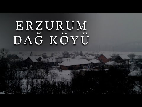 Erzurum Dağ Köyüne Musallat Olan Cinler | Cinli Köy | Korku Hikayeleri | Terkedilmiş Köy