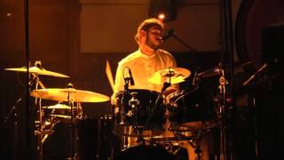Jeff Mann Drum Solo - Catskill Chill Music Festival (2014)