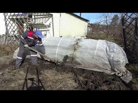 Парник-теплица из водопроводных труб ПВХ(часть-2 более подробно)
