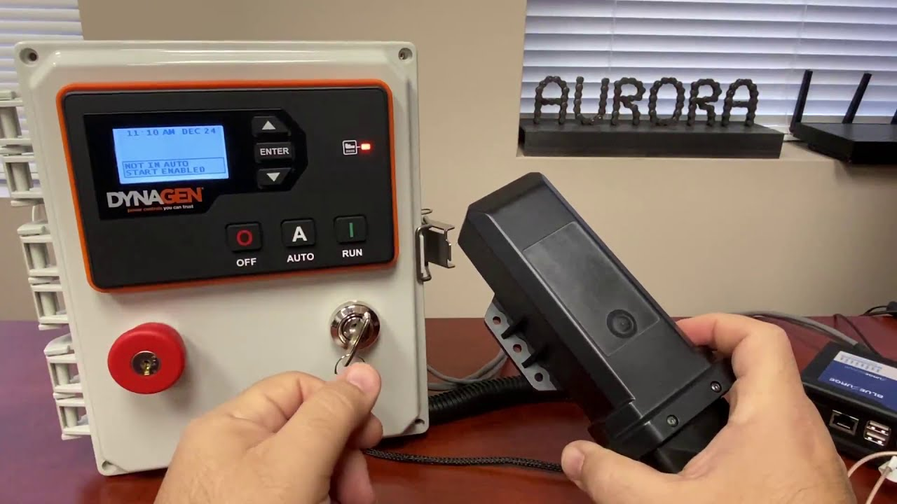 Generator Remote Control