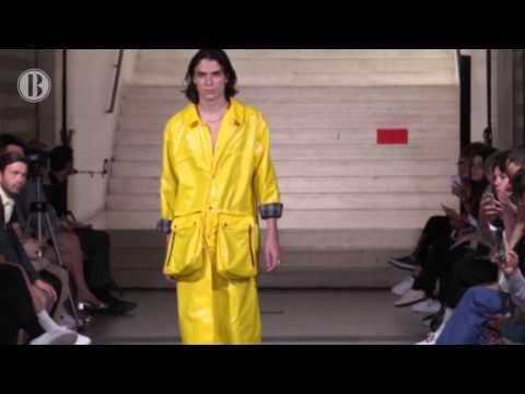 Moda | La moda de hombre consigue en París la perfecta combinación de deporte y lujo