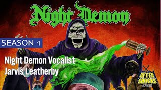 AFTERSHOCKS EXCLUSIVE – Night Demon Vocalist/Bassist Jarvis Leatherby
