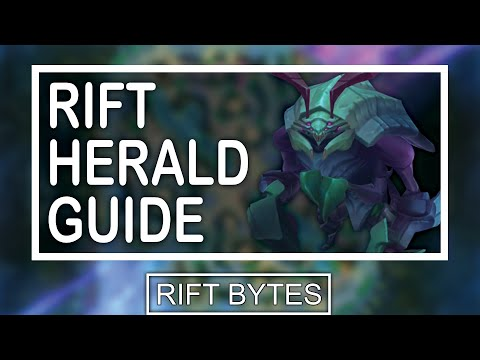 How to use the Rift Herald in 2 minutes