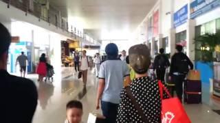 LED lớn của Chicilon Media Sân bay Tân Sân Nhất