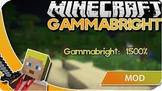 Gammabright / Advanced Brightness - Minecraft Mod   CastCrafter