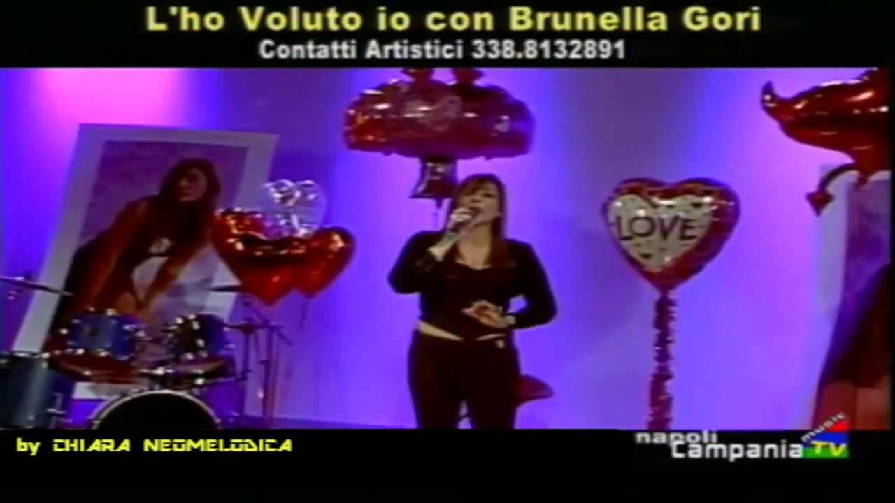 musica napoletana brunella gori