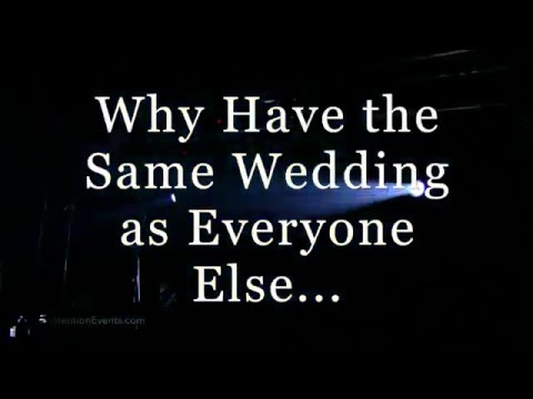 Maritimes Best Wedding DJ & Videography! Find Out Why!