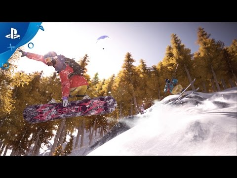 STEEP - 101 2 Minute Overview Trailer | PS4